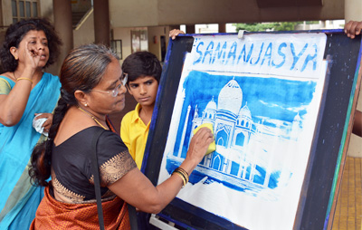SAMANJASYA - Art and Craft Exhibition 2017